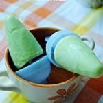 豌豆雪糕(冰棒)