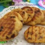 玉米贴饼子(电饼铛食谱)