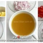 风味玉米汤(素菜)