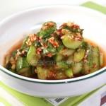 快速腌制应季泡菜(黄瓜泡菜、水萝卜泡菜)