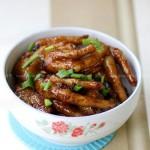 蚝油凤爪(荤菜)