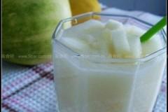 香瓜柠檬汁