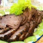 烤猪肩肉(烤箱菜)