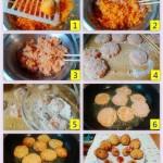 煎胡萝卜鸡饼(荤素搭配)