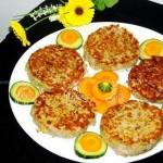 香煎藕饼(荤素搭配)
