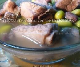 肋排青豆汤