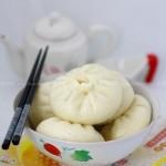 韭菜鸡蛋包子(早餐食谱)