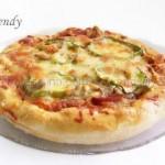 什锦PIZZA(早餐食谱)