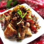 武汉糍粑鱼(荤菜-荆楚风味名菜)