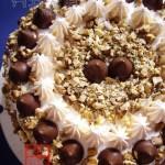 巧克力核桃蛋糕(早餐食谱)