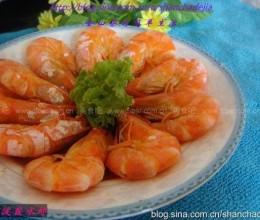 微波盐水虾