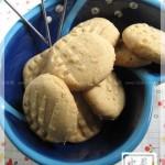花生小圆饼(自制零食)