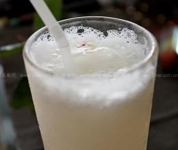 荔枝苏打汽水