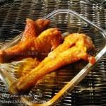 微波炉版烤鸡腿(微波炉菜谱)
