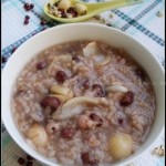 紅豆薏米蓮子百合(夏日不可少的瘦身消暑粥)