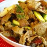 云南土匪猪肝(荤菜)