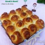 蜂蜜小面包(早餐菜谱-风靡一时的韩国小馒头)