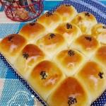 鲔鱼小面包(早餐食谱)