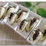 榄菜蒸豆腐(素菜)