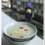 山药枸杞蛋花汤(素菜-养生键脾护肝)