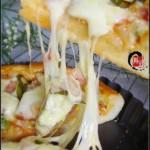 培根披萨(早餐菜谱)