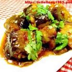 红烧鱼块(荤菜)