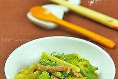 小炒黄花菜