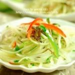 凉拌土豆丝(素菜)