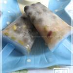 双豆珍珠圆冰棒(自制冰棍)