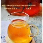 杏皮水(自制饮料)