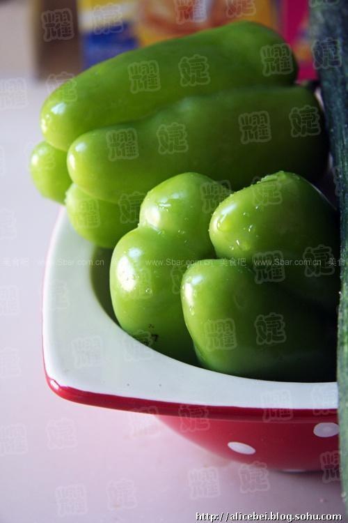 你会挑柿子椒吗?