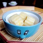 微波炉煮玉米(微波炉菜谱)