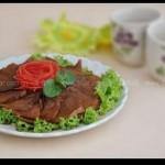 卤猪利(荤菜-卤菜)