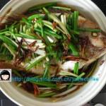 清蒸加吉鱼(海鲜家常菜)