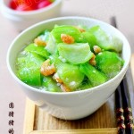 海米烧丝瓜(素菜-老少皆宜)