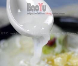 白菜豆腐奶白汤