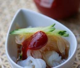 韩式辣酱拌魔芋丝