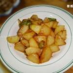 糖醋冬瓜(素菜)