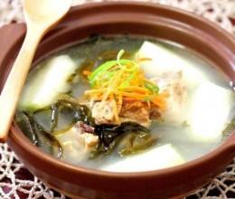 三鲜排骨砂锅煲