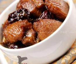 红枣花雕鸭