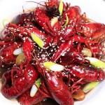 红烧小龙虾(荤菜)