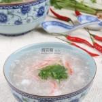 蟹肉烩冬茸(长夏祛湿减肥一碗汤)