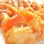凤尾大虾(海鲜家常菜)