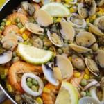西班牙海鲜饭(早餐菜谱)