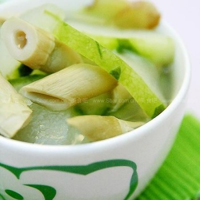 扁尖冬瓜汤