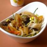 韩式拌豆芽(素菜)