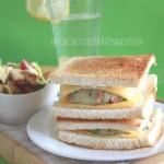 奶酪土豆三明治(15分钟就能搞定的健康早餐菜谱)