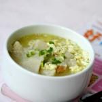 鸡蛋水沽茶(早餐菜谱)