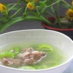 苦瓜排骨汤(荤菜)