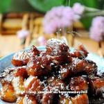 雪花红烧肉(荤菜)